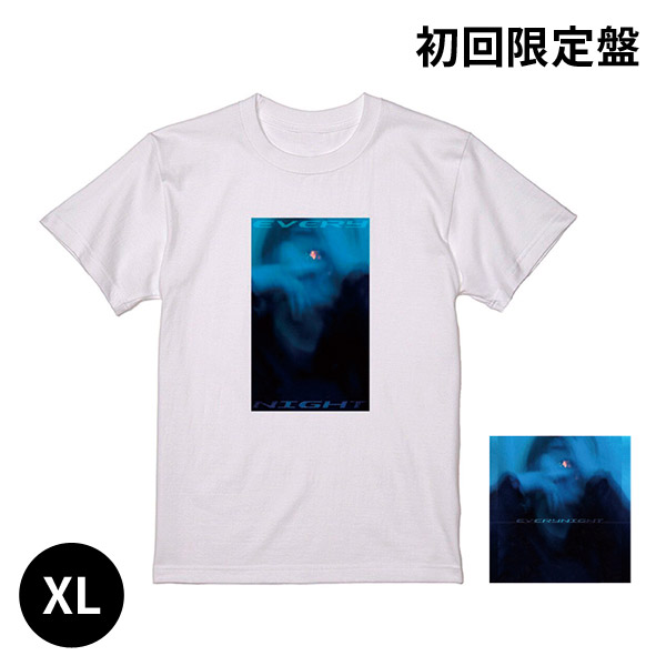 Age Factory「EVERYNIGHT」Tシャツ付初回限定盤【XLサイズ】
